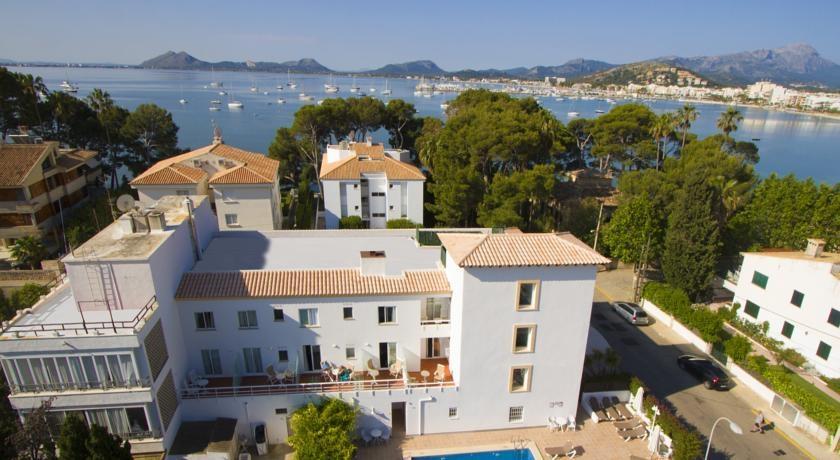 Holidays at Villa Singala Hotel in Puerto de Pollensa, Majorca
