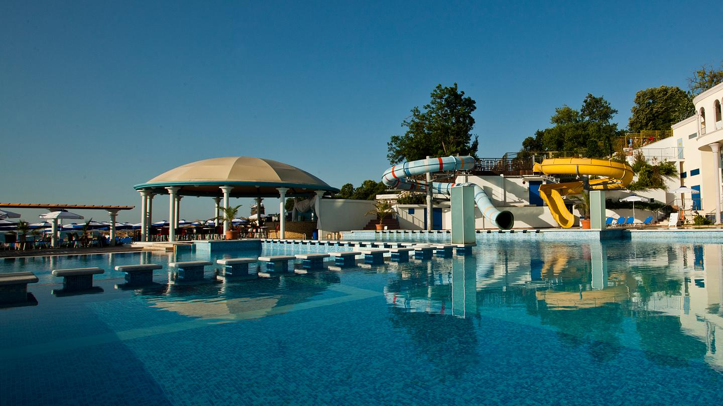 Holidays at Azalia Hotel in St. Constantine & Helena, Bulgaria