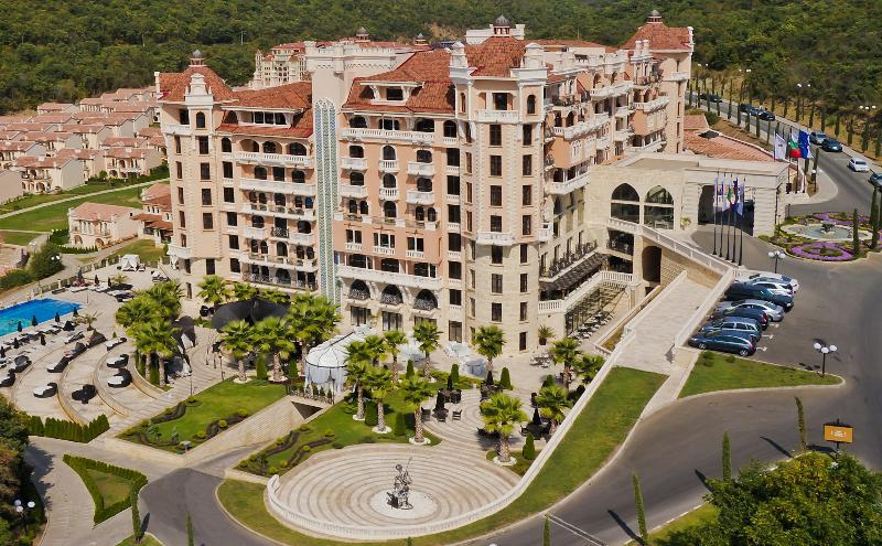 Holidays at Royal Castle Hotel & Spa in Elenite, Bulgaria