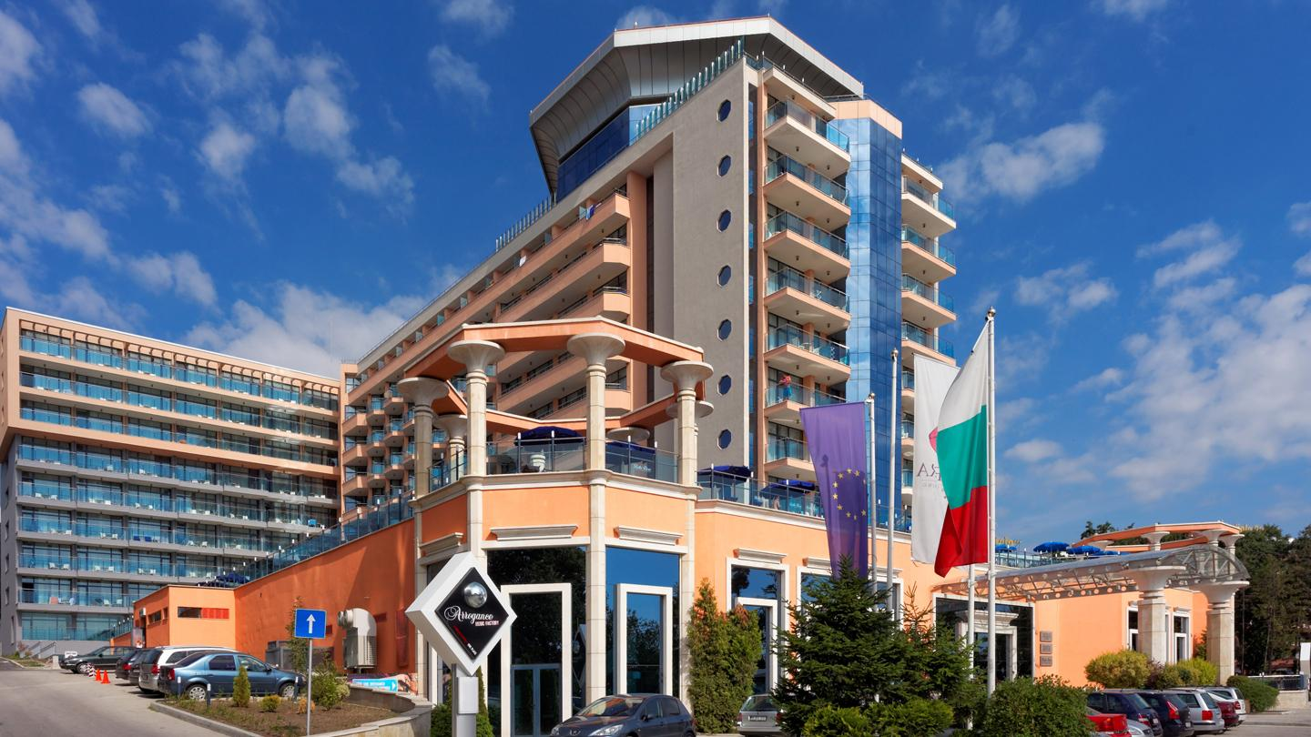 Holidays at Astera Hotel & Spa in Golden Sands, Bulgaria