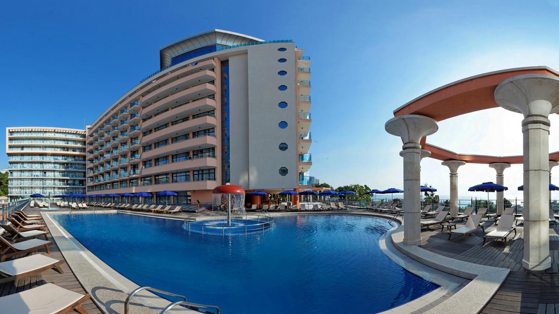 Long Beach Hotel And Spa Bulgaria