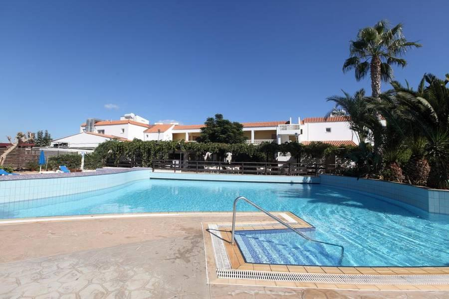 Holidays at Captain Karas Holiday Apartments in Protaras, Cyprus