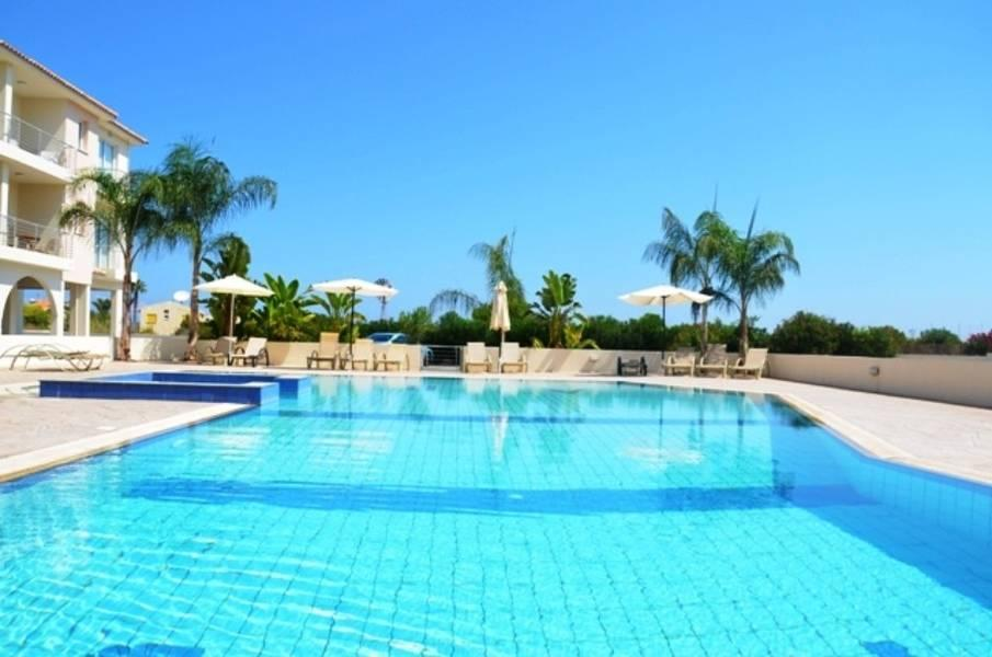 Holidays at Palm Villas and Apartments in Protaras, Cyprus
