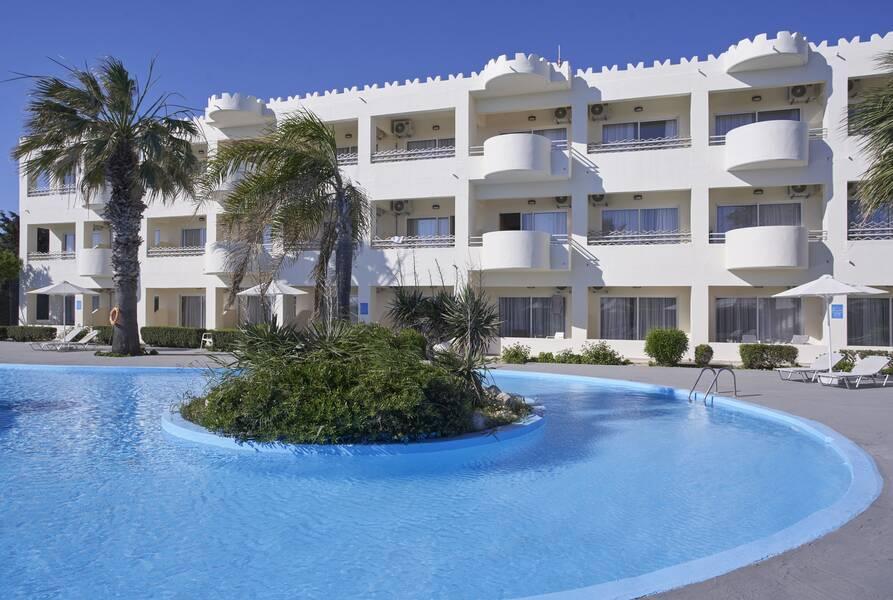 Holidays at Labranda Blue Bay Resort 4* in Ialissos, Rhodes