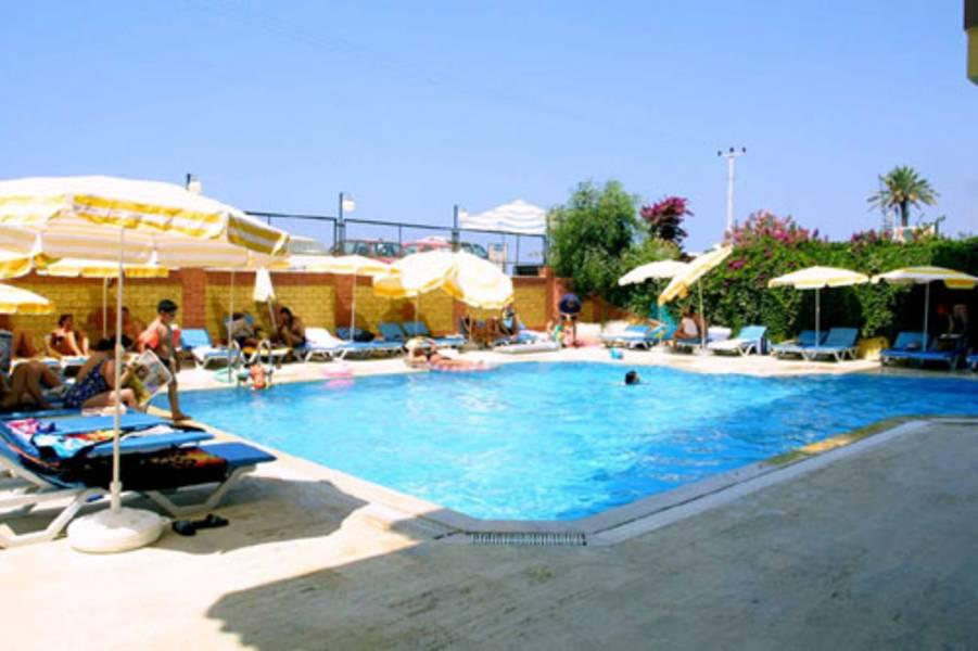 Holidays at Galaxy Beach Hotel in Mahmutlar, Alanya