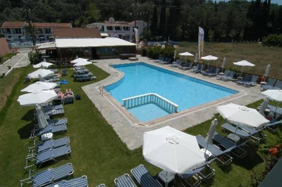 Holidays at Katsaros Apartments in Sidari, Corfu