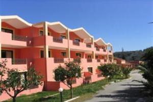Holidays at Polyxeni Aparthotel in Sidari, Corfu