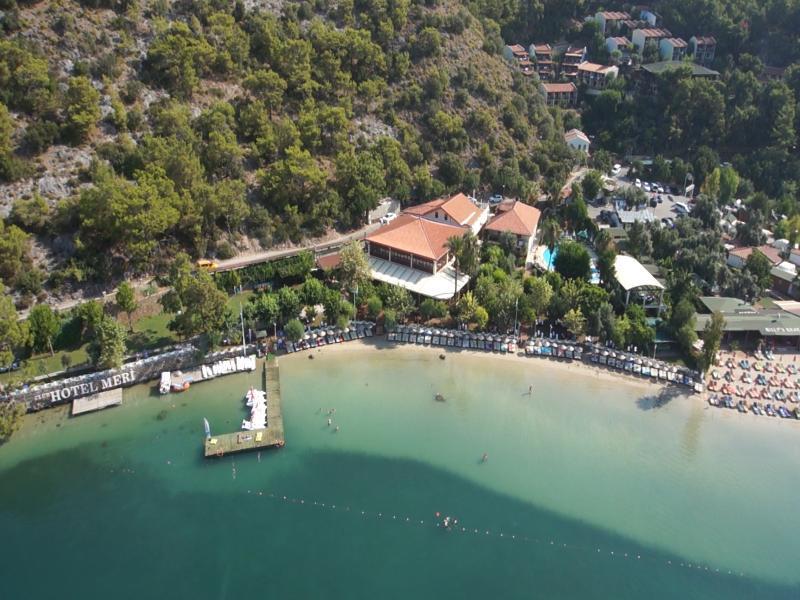Holidays at Club Hotel Meri in Olu Deniz, Dalaman Region