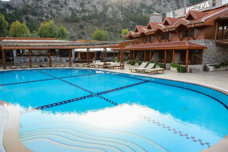 Holidays at BC Spa Hotel in Dalyan, Dalaman Region