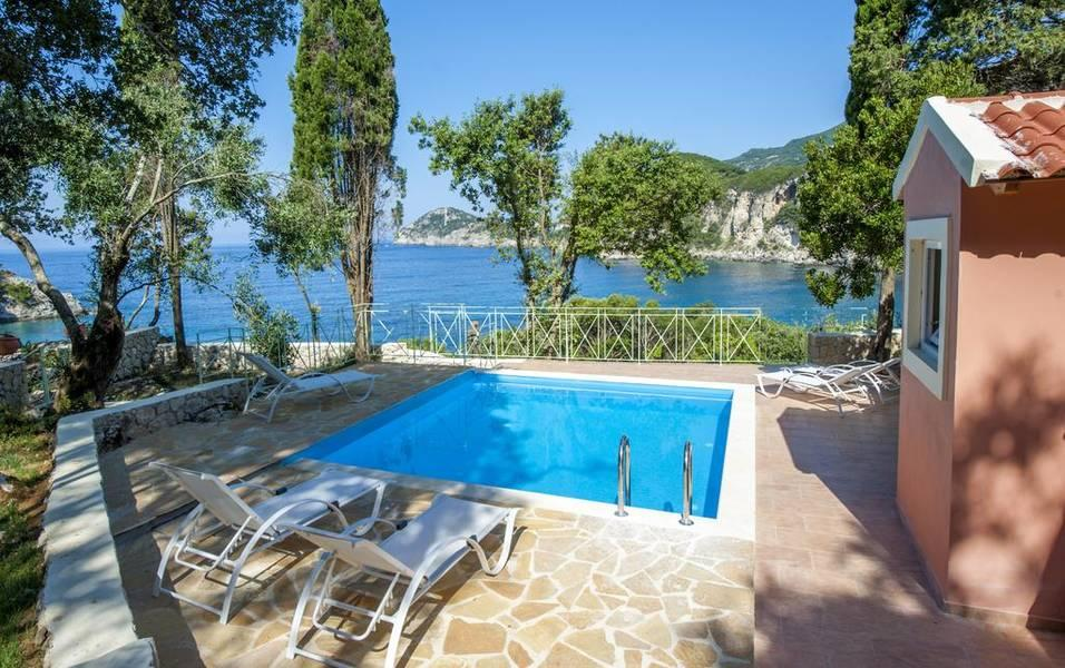 Blue Princess Beach Hotel And Suites Paleokastritsa Corfu Greece