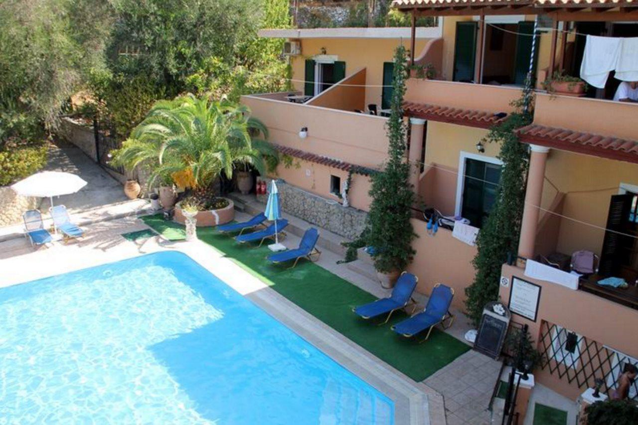 Arianna Apartments, Paleokastritsa, Corfu, Greece  Book Arianna Apartments online
