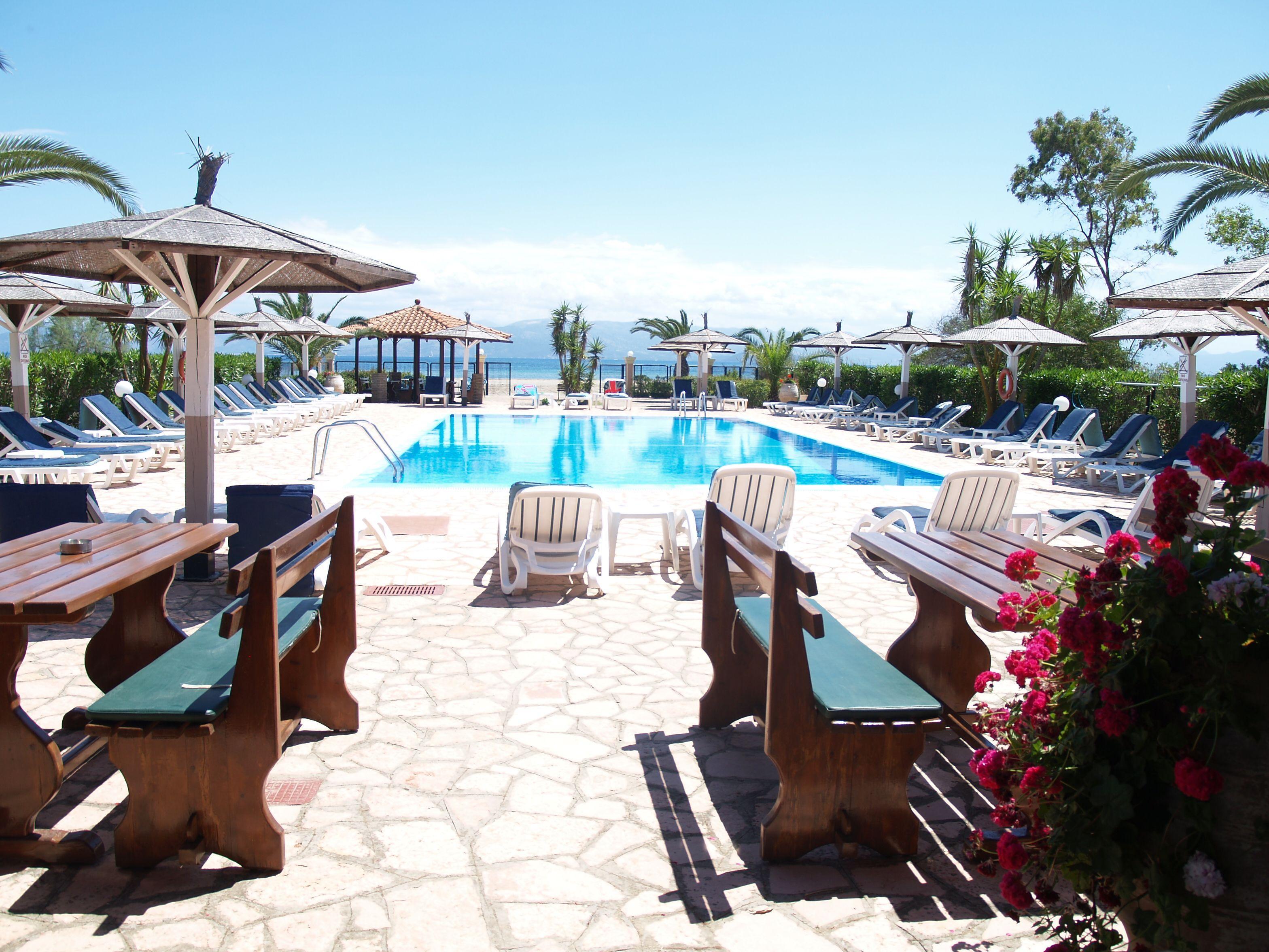 Sunrise Apartments, Kavos, Corfu, Greece. Book Sunrise ...