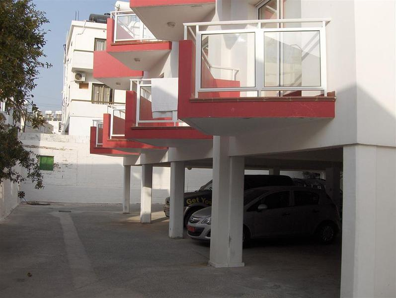 Holidays at Napa Ace Apartments in Ayia Napa, Cyprus