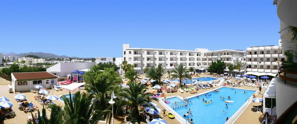 Holidays at Coral Star Apartaments in San Antonio Bay, Ibiza