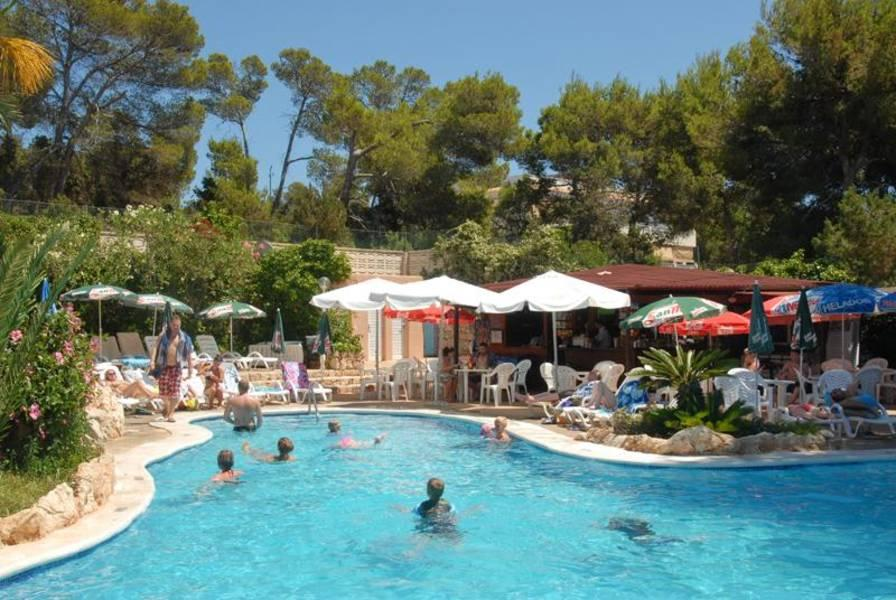 Holidays at Del Rey Apartments in Portinatx, Ibiza