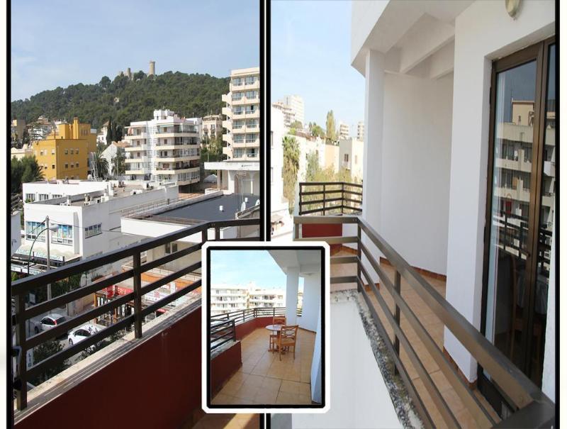 Holidays at Gomila Park Apartments in Palma de Majorca, Majorca