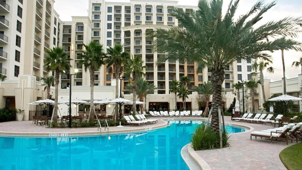 Holidays at Las Palmeras by Hilton Grand Vacations in Orlando International Drive, Florida