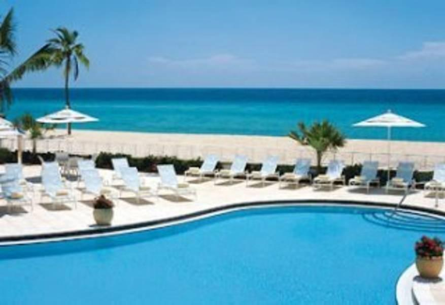 Holidays at Hollywood Beach Marriott Hotel in Hollywood Beach, Fort Lauderdale