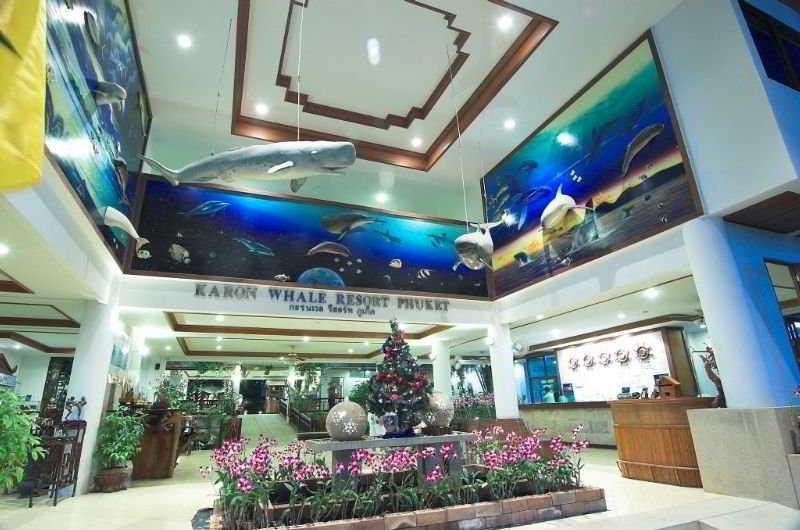 Holidays at Karon Whale Resort Hotel in Phuket Karon Beach, Phuket