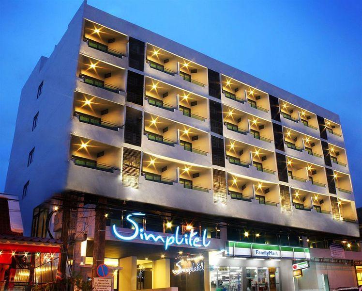 Holidays at Simplitel Hotel in Phuket Karon Beach, Phuket