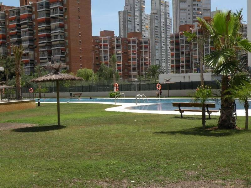 Holidays at Gemelos 26 Apartments in Benidorm, Costa Blanca