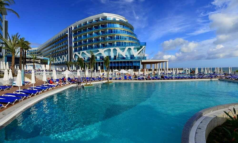 Holidays at Vikingen Infinity Resort in Avsallar, Antalya Region