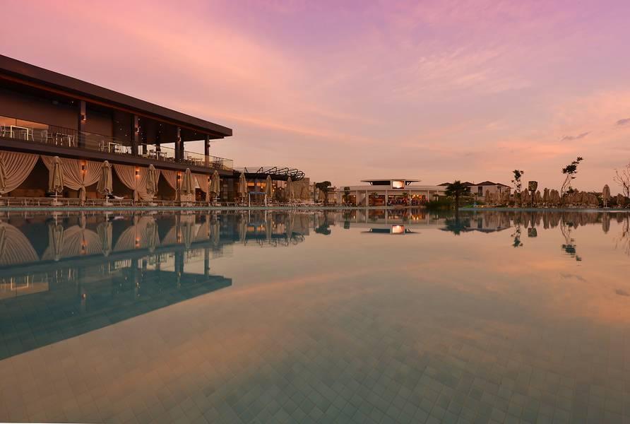 Holidays at Jiva Beach Resort Hotel in Calis Beach, Dalaman Region