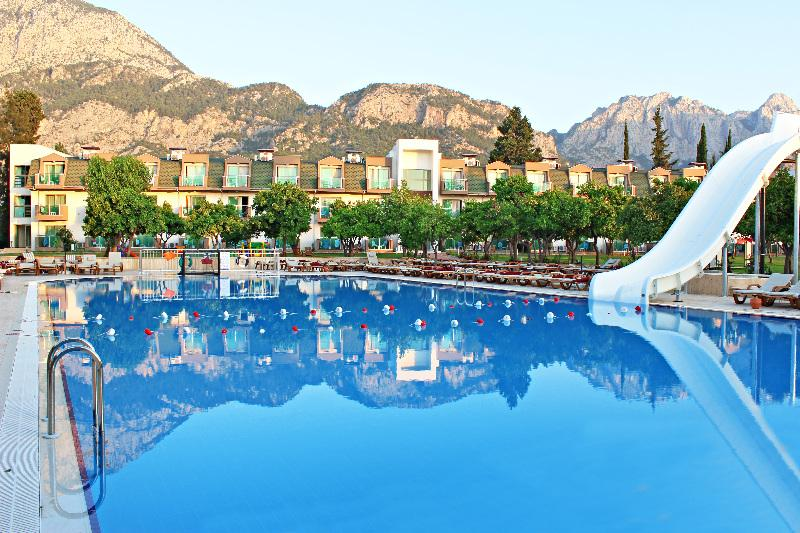 Holidays at Batont Garden Resort Hotel in Goynuk, Kemer
