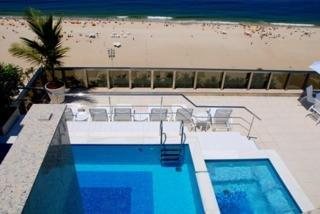 Holidays at Astoria Palace Hotel in Copacabana, Brazil