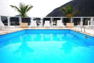 Holidays at Atlantico Copacabana Hotel in Copacabana, Brazil
