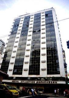 Atlantico Copacabana Hotel