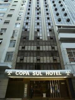 Holidays at Copa Sul Hotel in Copacabana, Brazil