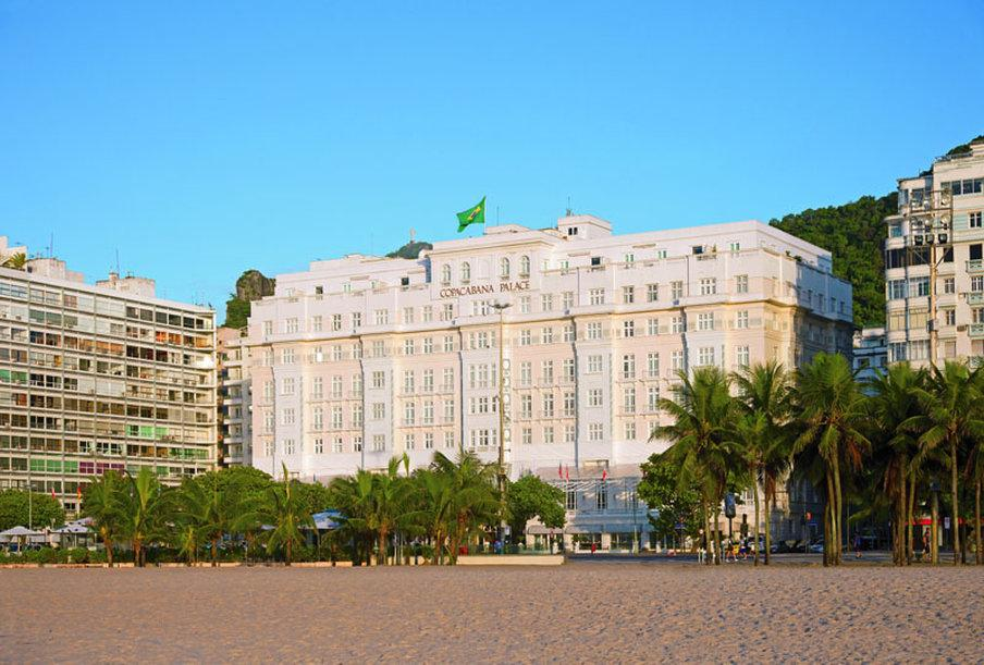 Holidays at Copacabana Palace Hotel in Copacabana, Brazil