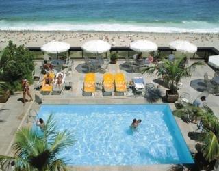 Holidays at Windsor Excelsior Hotel in Copacabana, Brazil