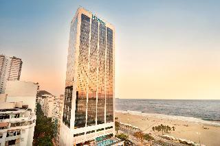 Holidays at Windsor Atlantica Hotel in Copacabana, Brazil