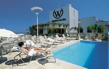 Holidays at Windsor Plaza Hotel in Copacabana, Brazil