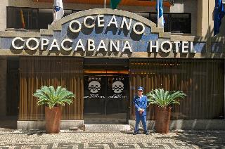 Holidays at Oceano Copacabana Hotel in Copacabana, Brazil