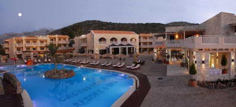 Hotel Cactus Royal Crete