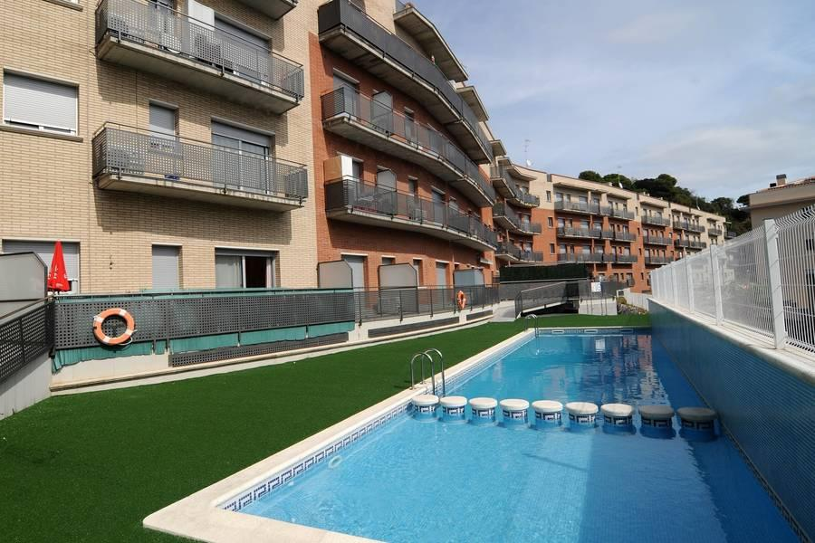 Holidays at AR Espronceda Apartments in Blanes, Costa Brava
