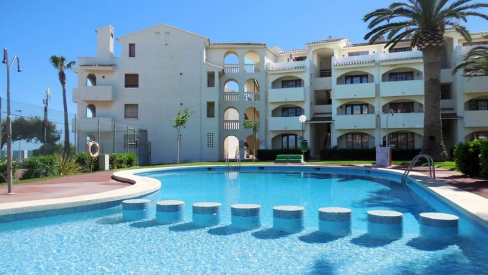 Holidays at Playa Romana Apartments in Alcoceber, Costa del Azahar