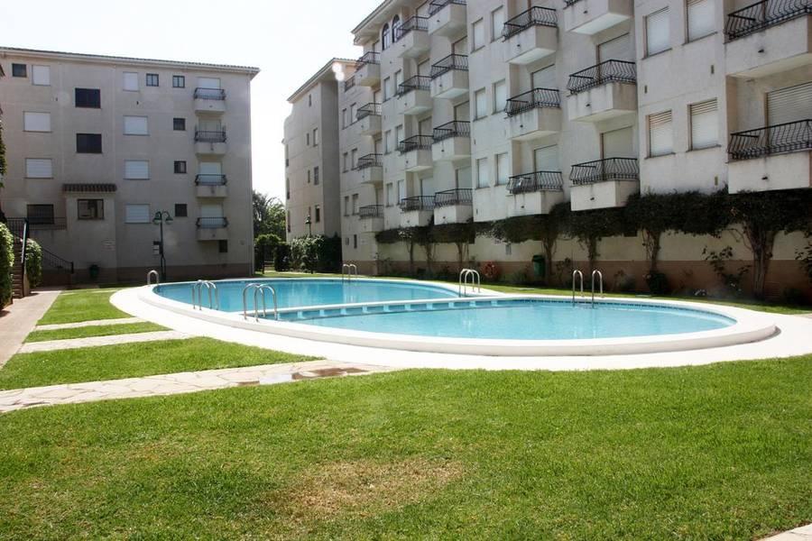 Holidays at Playamar Apartaments in Alcoceber, Costa del Azahar