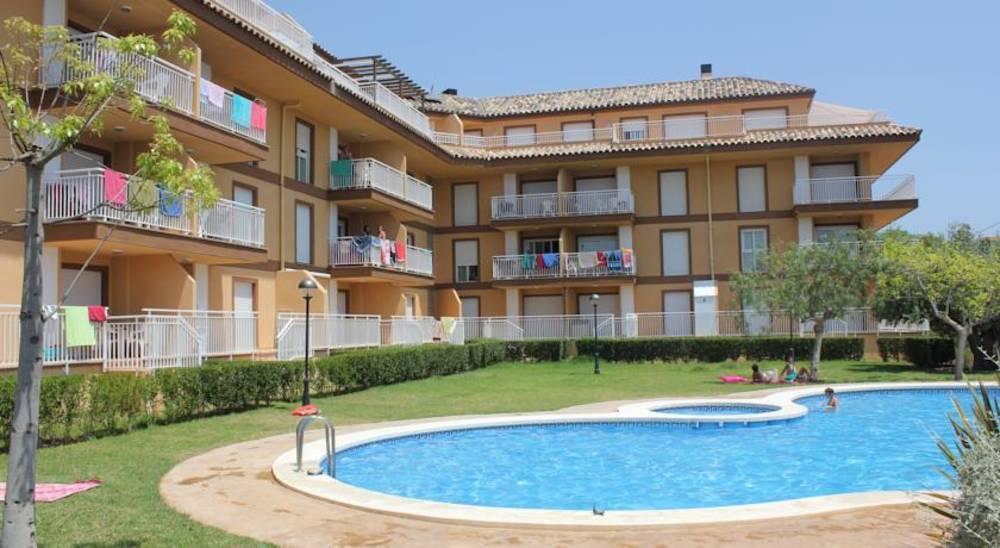Holidays at Residencial Bovalar Apartments in Alcoceber, Costa del Azahar