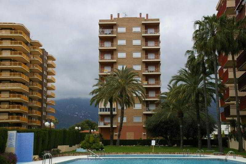 Holidays at Bali Apartments in Benicassim, Costa del Azahar