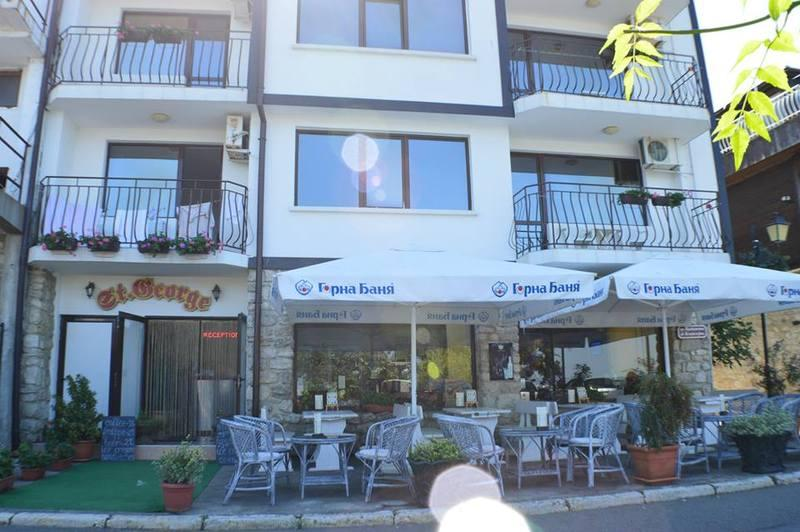Holidays at Saint George Nessebar Hotel in Nessebar, Bulgaria