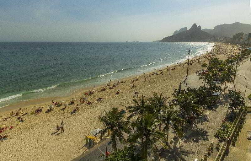 Holidays at Arpoador Inn Hotel in Ipanema Beach, Brazil