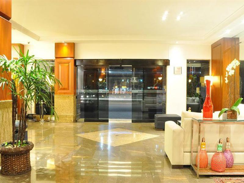 Holidays at Best Western Rio Copa Hotel in Copacabana, Brazil