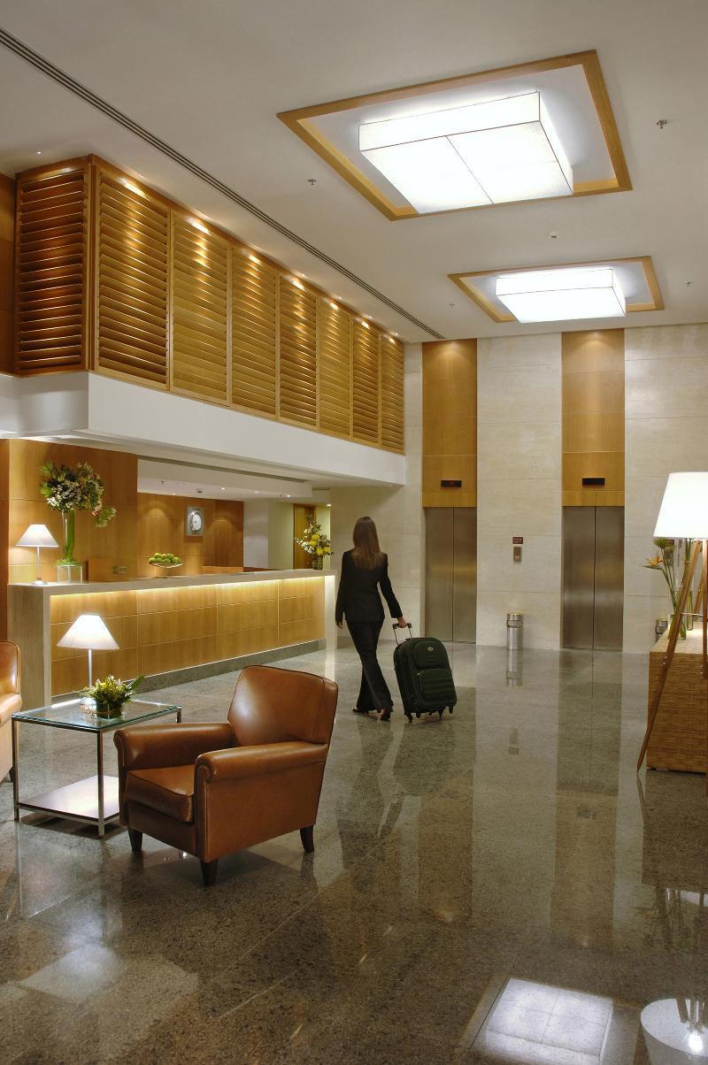 Holidays at Leme Othon Palace Hotel in Copacabana, Brazil