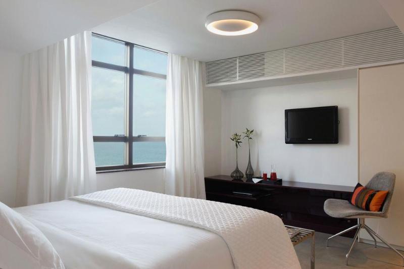 Holidays at Marina All Suites Hotel in Leblon, Ipanema Beach