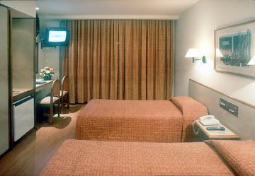 Holidays at Windsor Florida Hotel in Rio De Janeiro, Brazil
