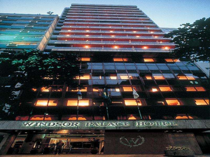 Holidays at Windsor Palace Hotel in Copacabana, Brazil